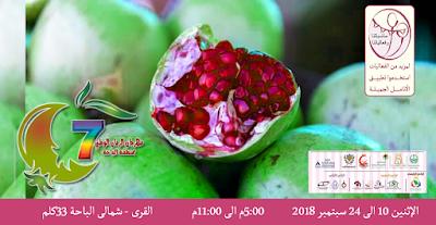 أخبار و إعلانات مهرجان الرمان الوطني السابع الباحة Food Fruit Watermelon