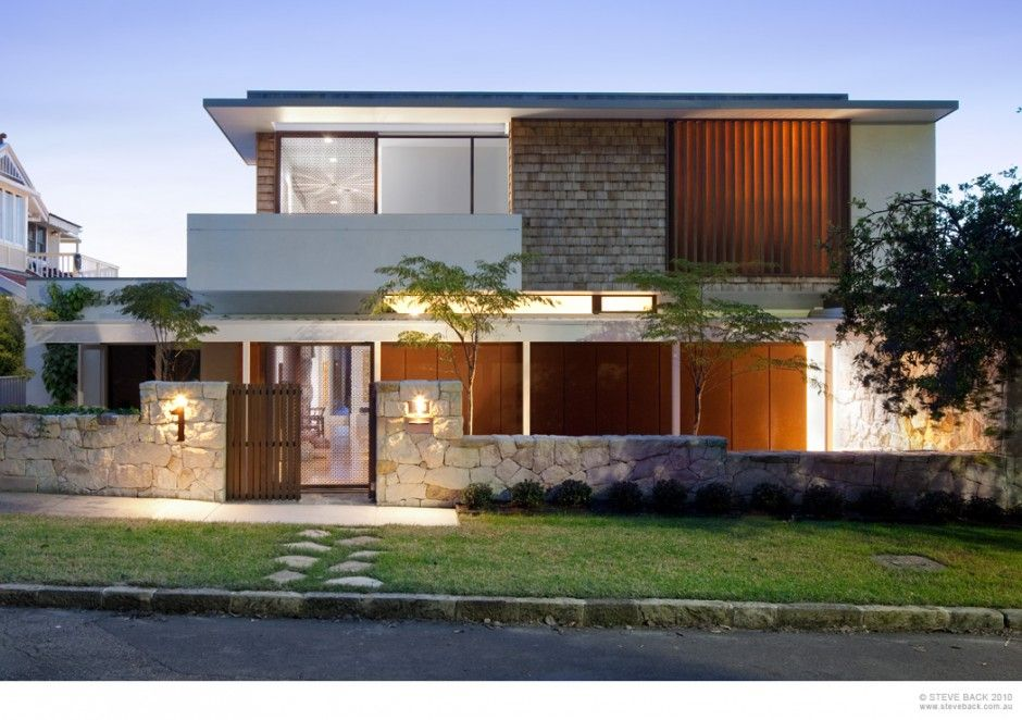 modern contemporary house architecture