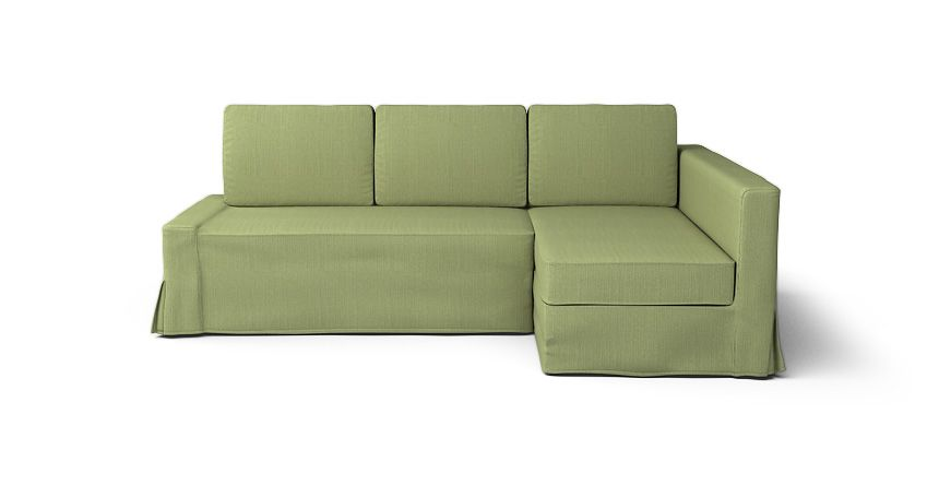 Friheten Corner Sofa Bed Cover Right Chaise Loose Fit