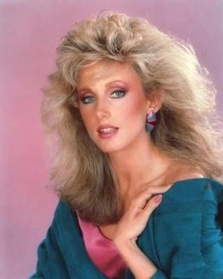 Twenty Pictures Of 80s Style Big Hair With Images 1980s Hair