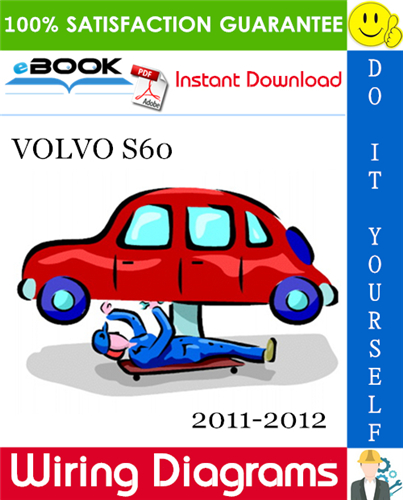 Volvo S60 Wiring Diagrams 2011 2012 Download Repair Manuals Volvo Volvo Xc60