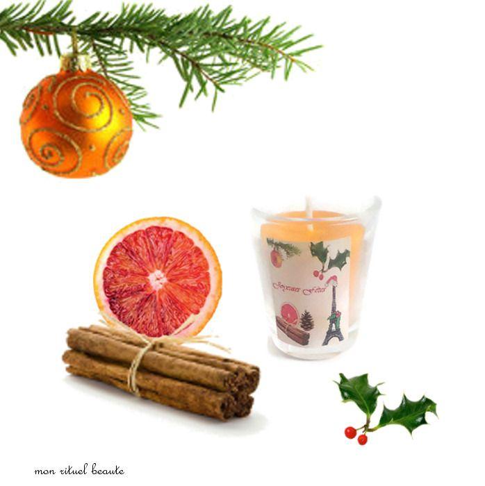 bougie naturelle et biologique aux huiles essentielles orange sanguine et cannelle candel. Black Bedroom Furniture Sets. Home Design Ideas