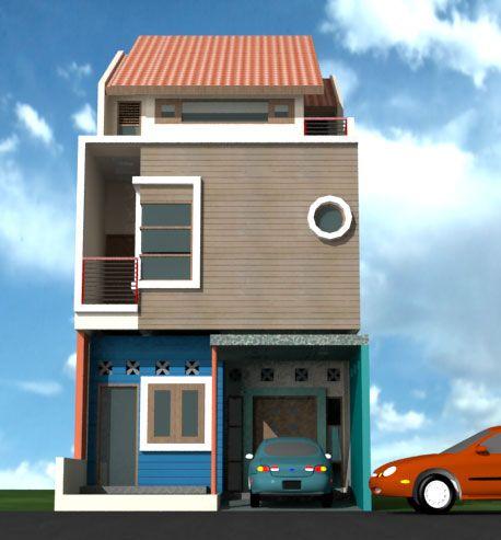 desain rumah tipe 36 modern - rumah minimalis (dengan
