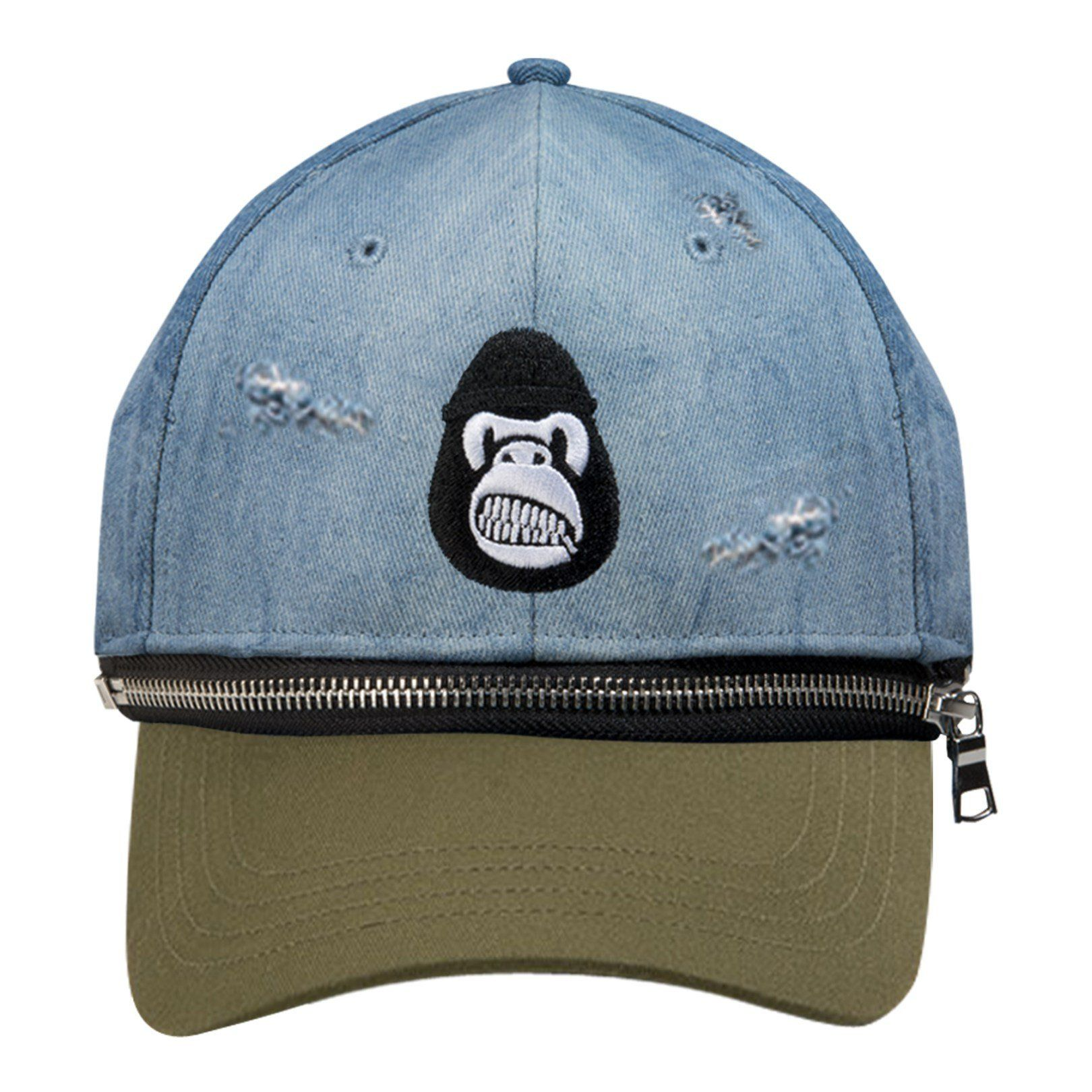 Jean Ripped Hat Edition #1 (COMES WITH SECOND MYSTERY BRIM)