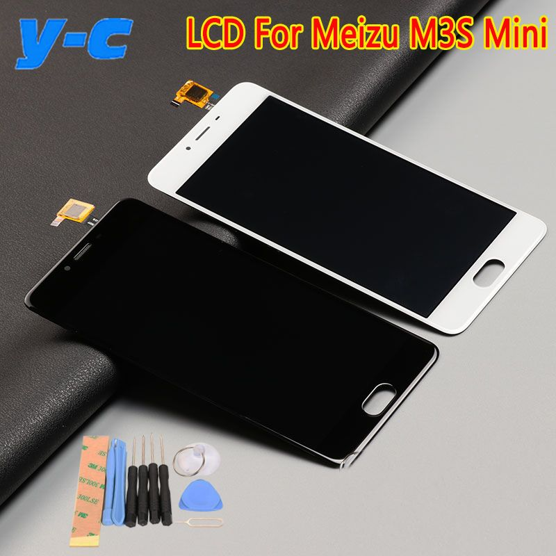 For Meizu M3S mini lcd Display+Touch Screen High Quality