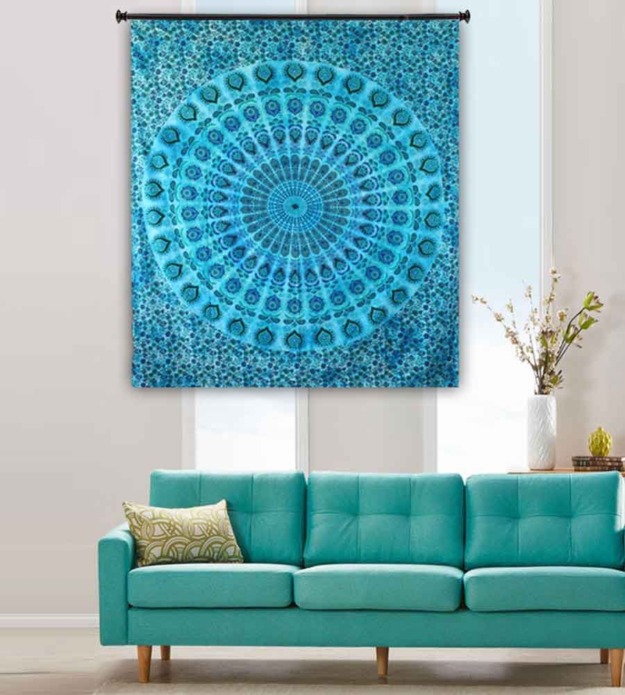 Get Beautiful Wall Tapestry Online To Decor Your Home At Handicrunch.