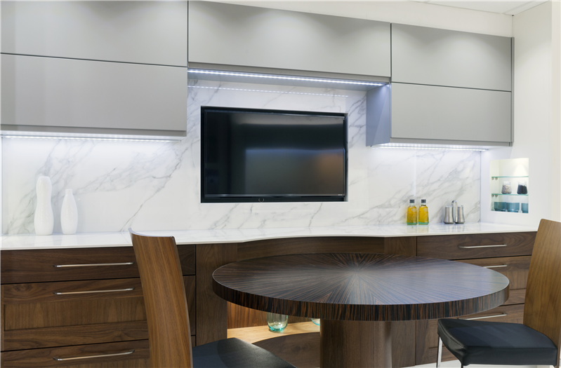 Stoneham Kitchens stoneham kitchens has transformed its onsite showroom in sidcup