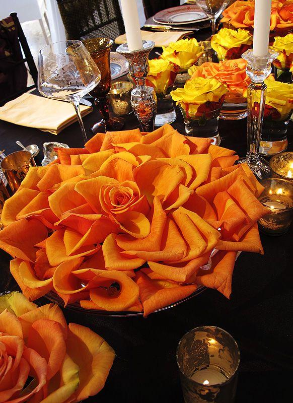 Halloween Table Decoration Idea Halloween Table Decorations Halloween Table Settings Halloween Table
