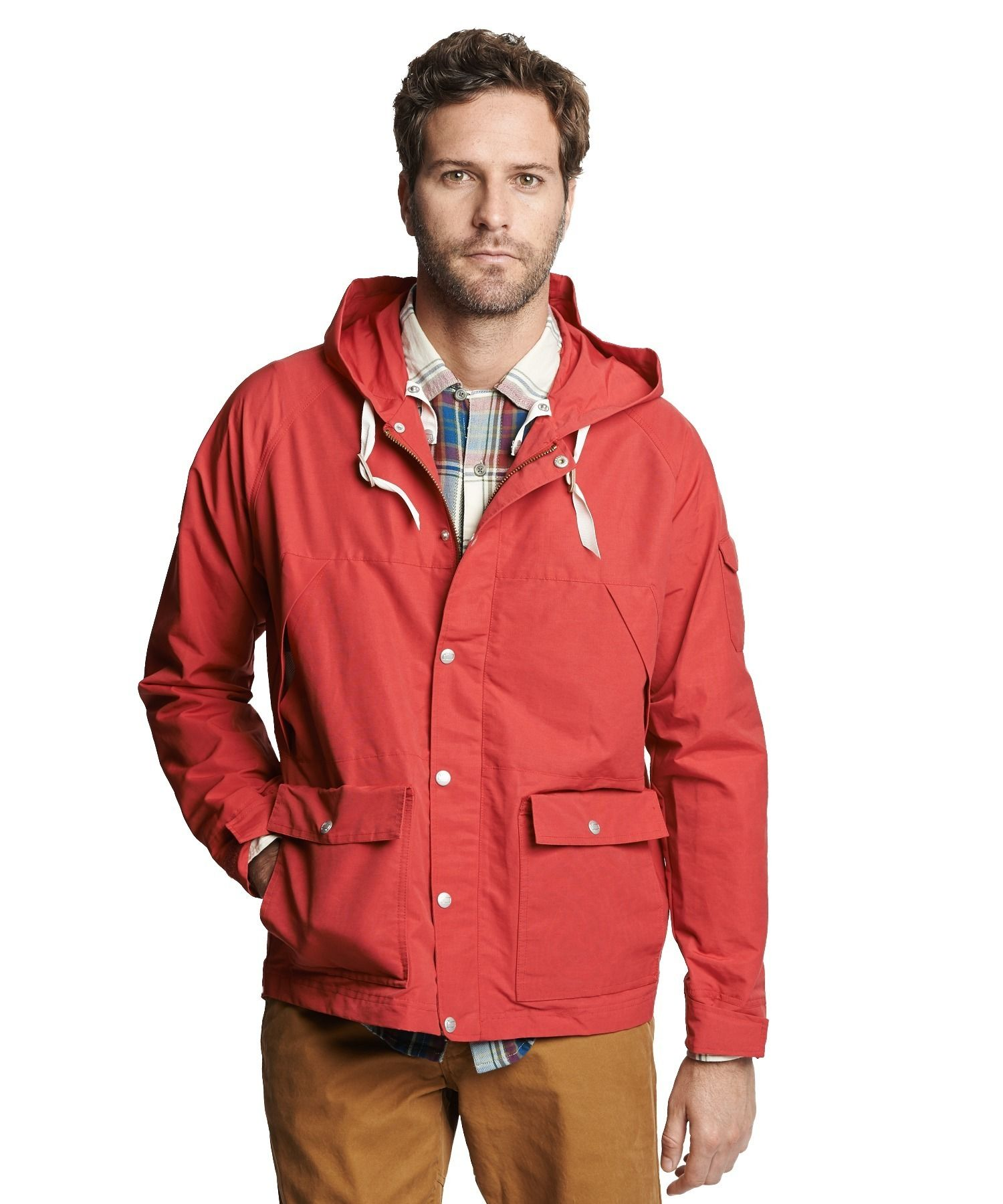 62e8170649e Men's Waxed Heritage Jacket- Woolrich | Style: Husband | Mens ...