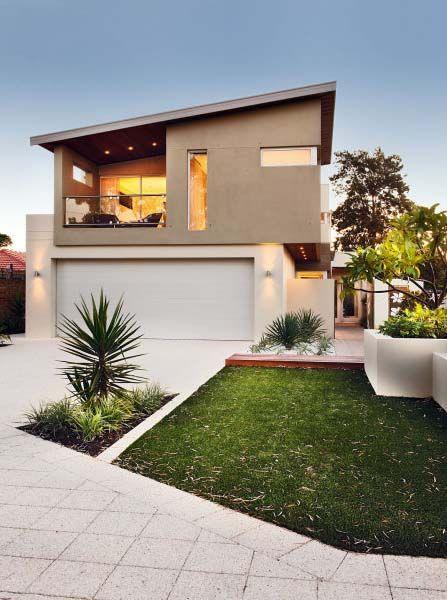 Fachadas de casas peque as y bonitas dise o de for Diseno de interiores de casas pequenas fotos