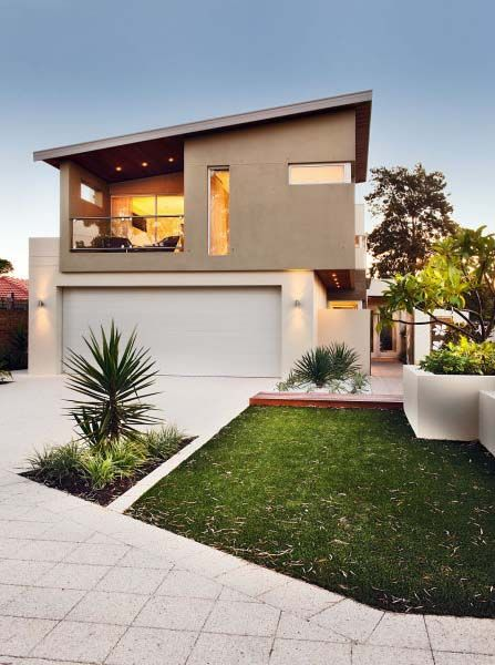 Fachadas de casas peque as y bonitas dise o de for Fachada de casas modernas y bonitas