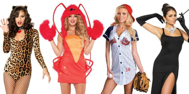 13 Sexy Halloween Costumes to Turn Heads at Any Spooky Soirée - sexiest halloween costume ideas