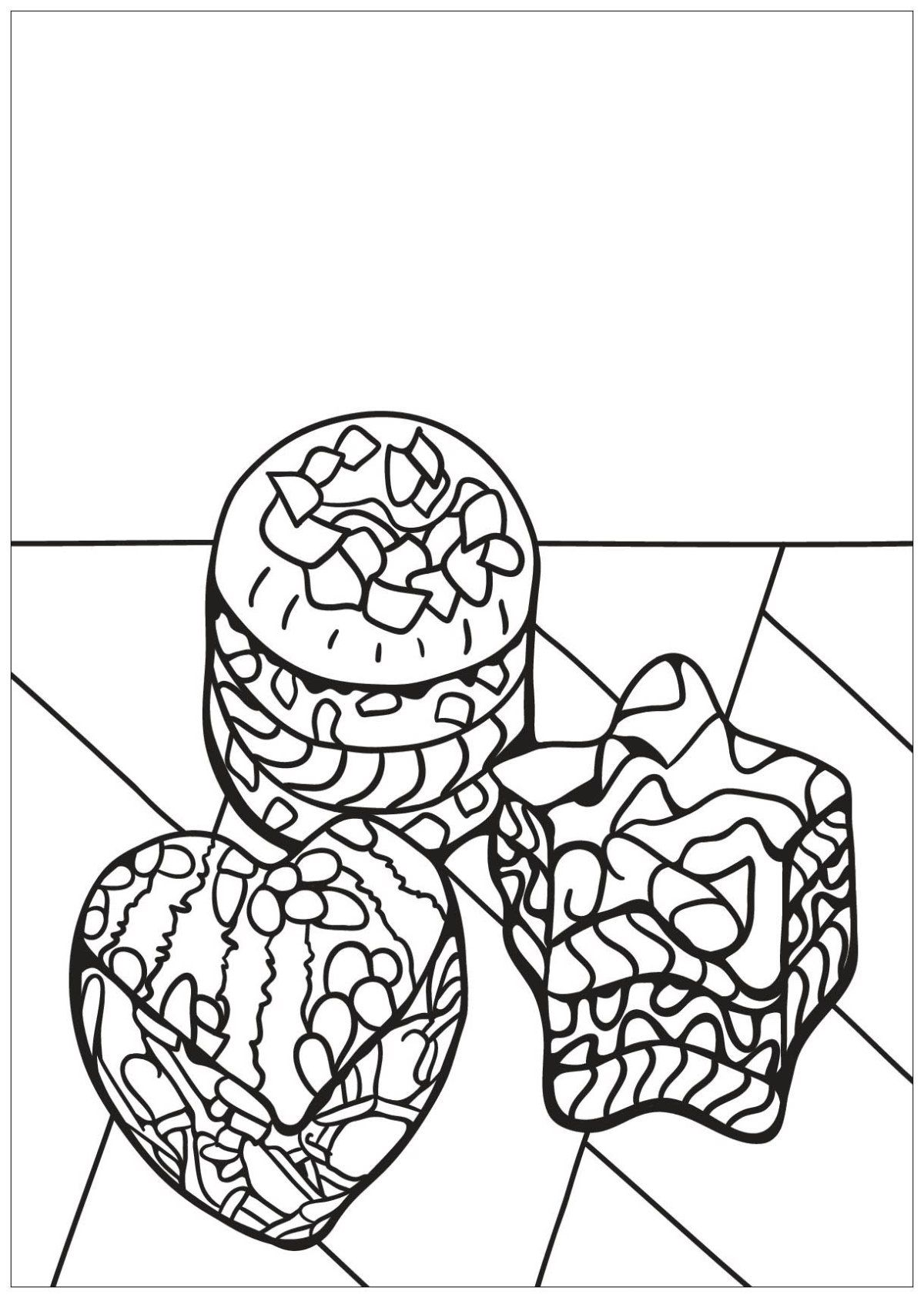Pin Di Free Coloring Pages For Kids