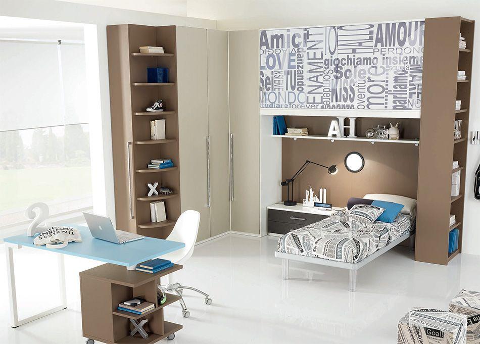 Camerette A Ponte Spar.Kids Corner Bedroom Set Web 57 By Spar Italy Kidsbedroom