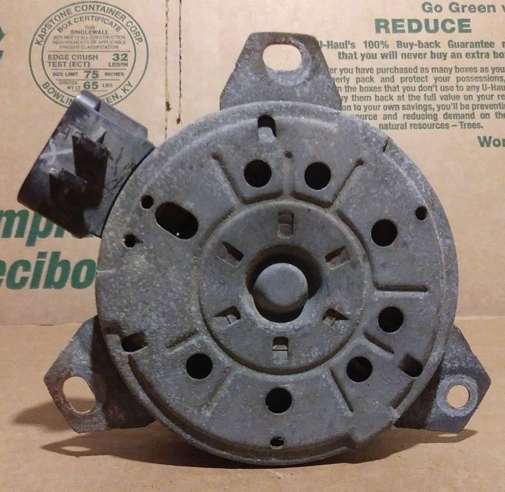 2005 2010 Chevy Cobalt Engine Radiator Cooling Coolant Fan Motor Fan 2 2l Liter Chevy Chevrolet Gm Generalmo Chevy Cobalt 2010 Chevy Cobalt Used Car Parts