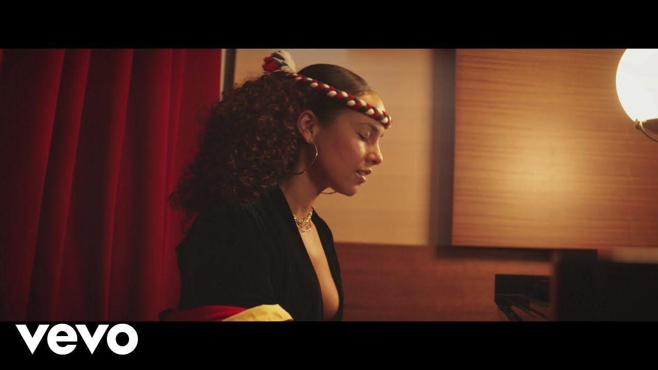 Alicia Keys Raise A Man Official Video Youtube Alicia Keys