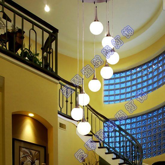 PORTABLE FIXTURES; CEILING  CHANDELIER/ HANGING In This Picture The  Application Is The General Lighting, The Hanging Light Bulbs Are There That  You2026
