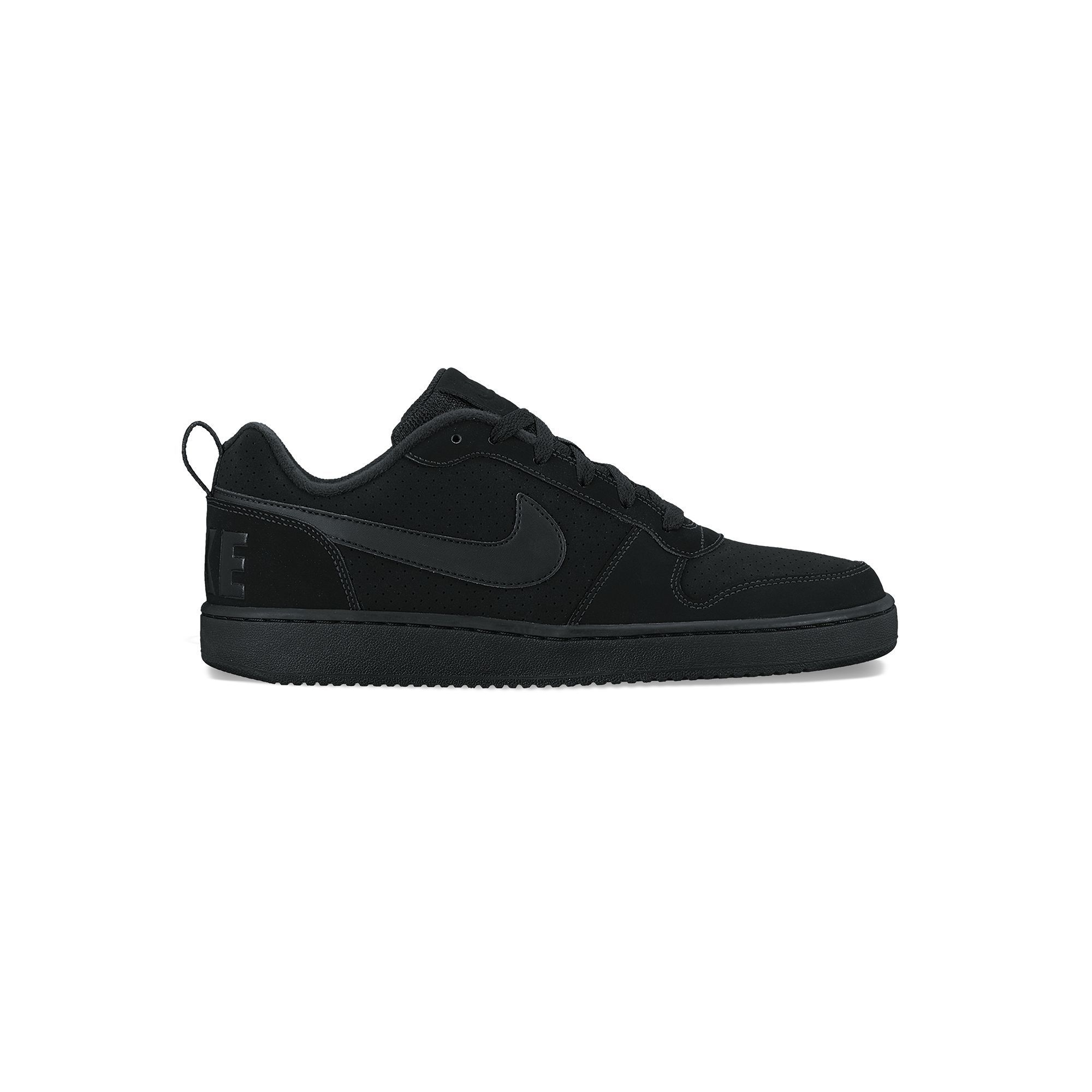 Black · Nike Court Borough Low Men's ...