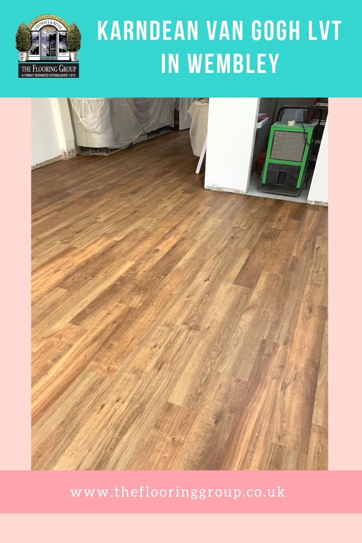Karndean Van Gogh LVT In Wembley Luxury vinyl tile