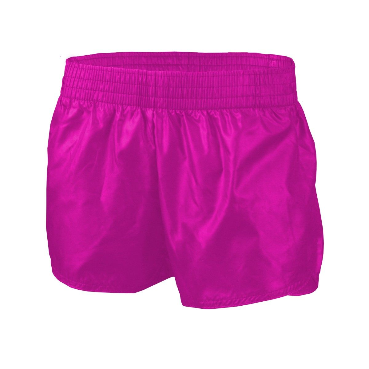 Juniors Misses Girls youth shorts Pink white Sports small med large XL NEW cheer