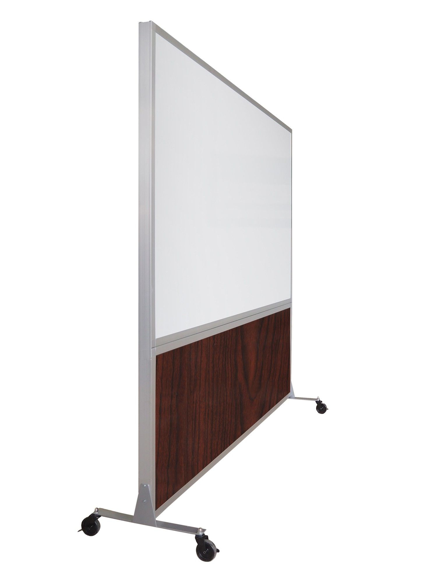 our dividewrite whiteboard partition is a portable magnetic dry