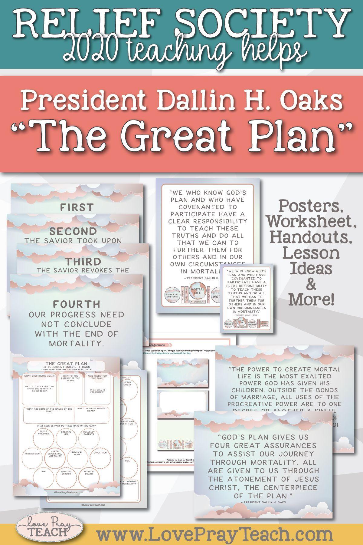 April General Conference President Dallin H Oaks