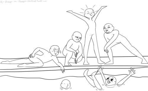 Status: Surviving - Desenhar o Sque Meme