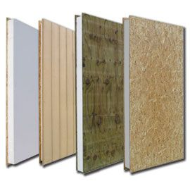 Thermapan sip panels building construction pinterest for Sip panel manufacturers california