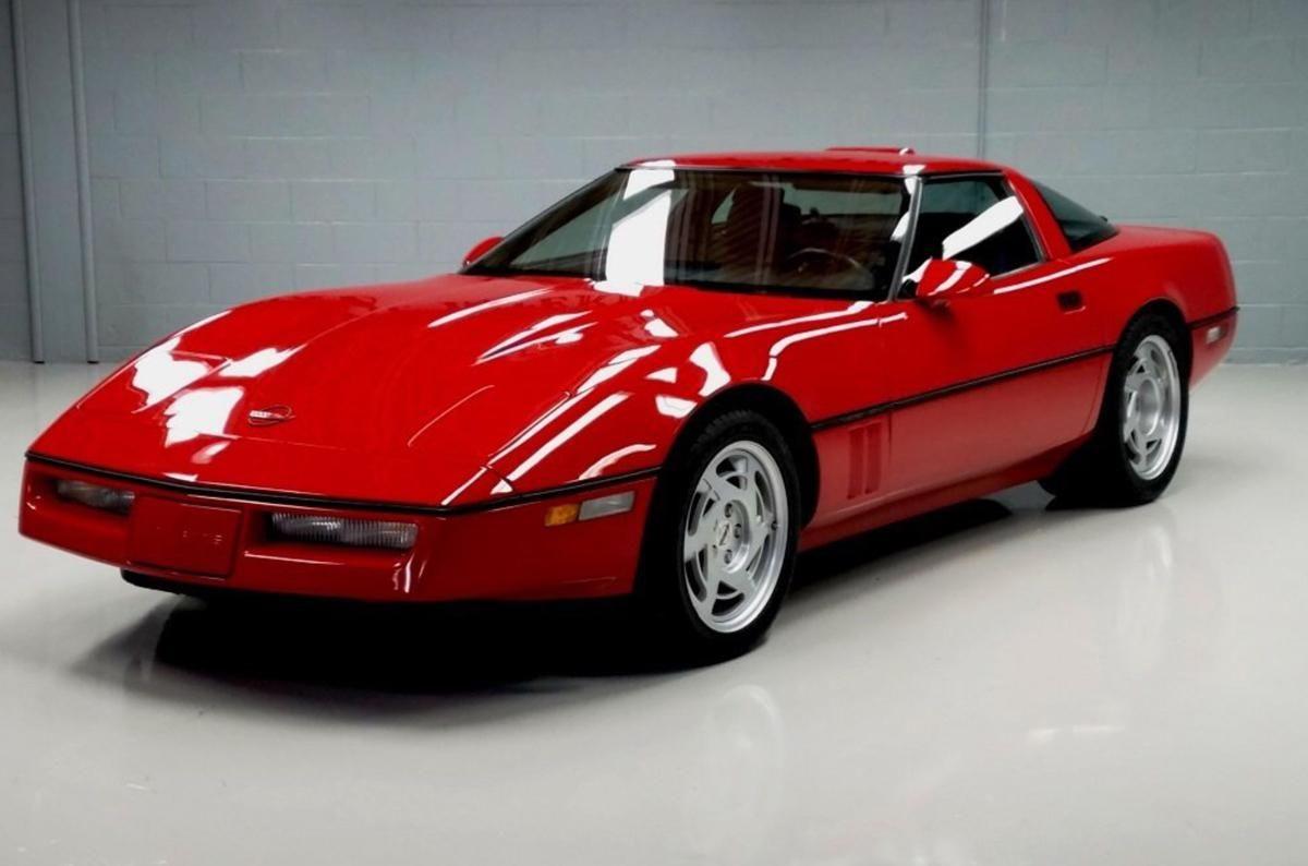 The Trade Archive Chevrolet corvette, Corvette, Classic