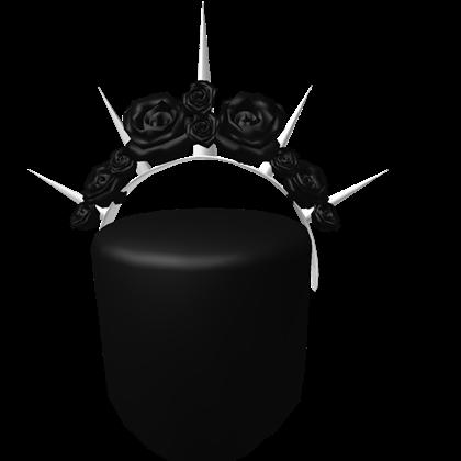 Black Flower Crown Png Black Flower Crown Crown Png Flower Crown