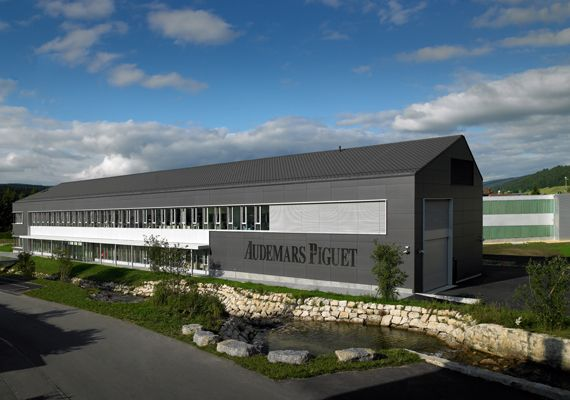 Audemars Piguet Manufacture Des Forges In Le Brassus Switzerland