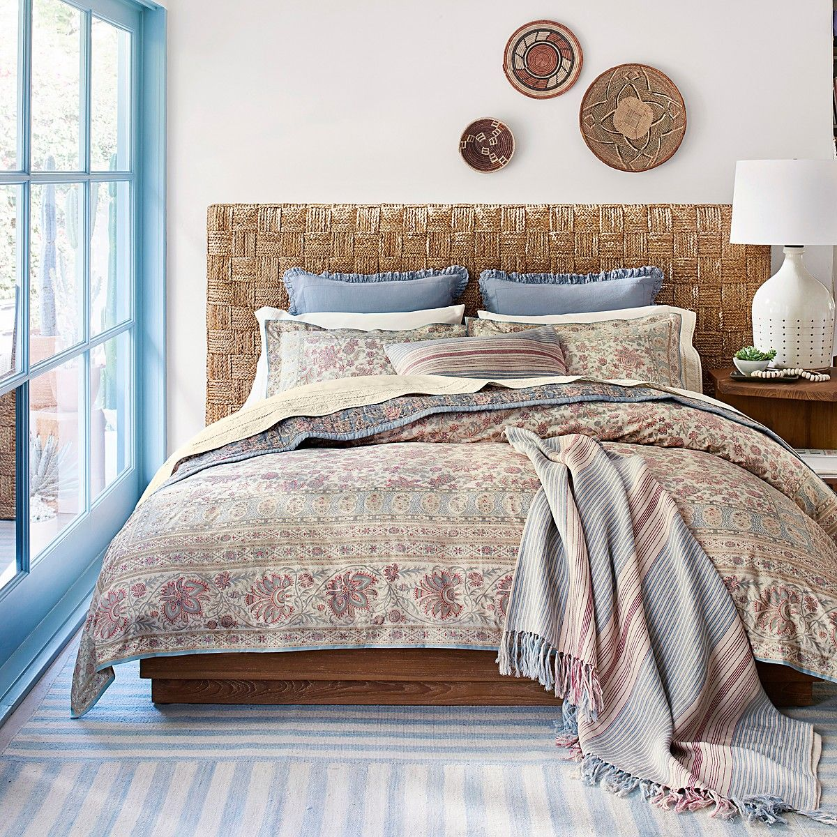 ralph lauren half moon bay bedding collection - 100% exclusive