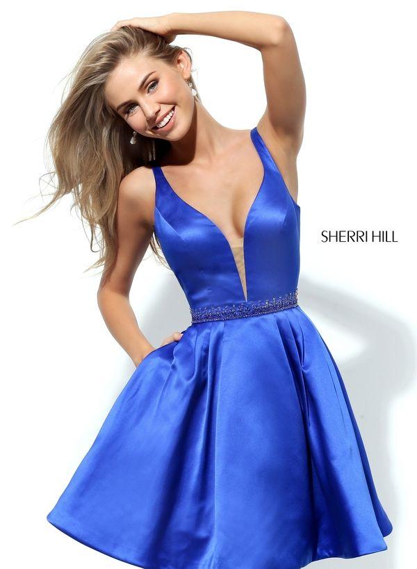 Formal prom dresses · Sherri Hill 50495