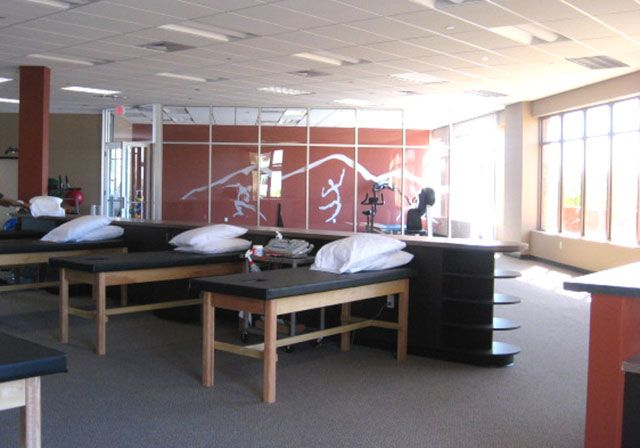 physical therapy room design - Google Search