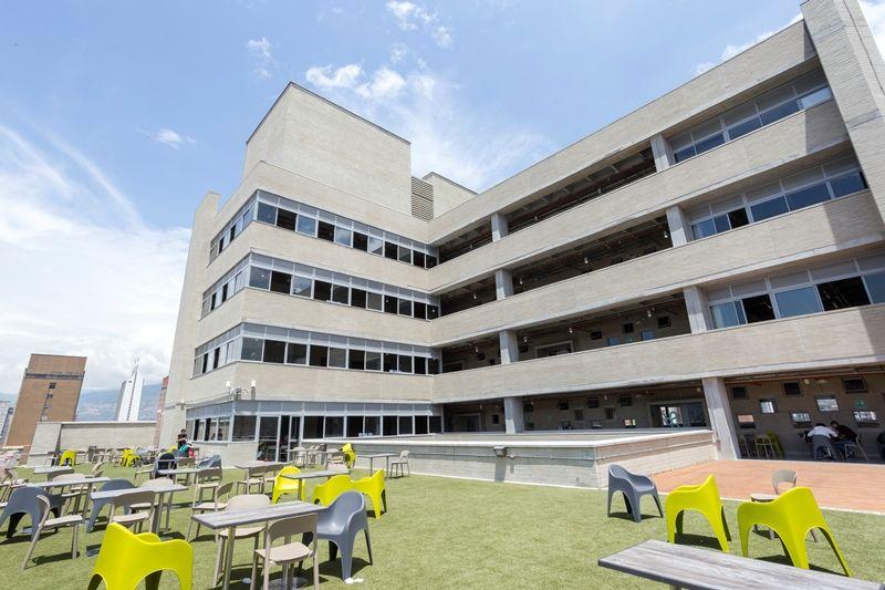 Universidad Cooperativa de Colombia sede Medellín Año de construcción: 2016 Cliente: Universidad Cooperativa de Colombia