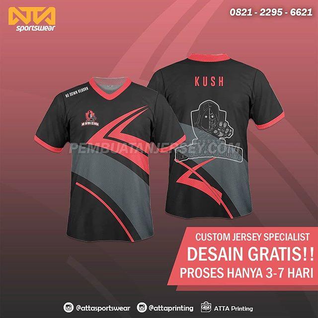 Download Bikin Baju Team Esport Jersey Gaming Foto Dan Video Instagram Sport T Shirt Shirt Template Sleeves Clothing