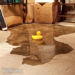 Learn How To Stop Basement Leaks And Dry A Wet Basement For Good Wet Basement Solutions Wet Basement Waterproofing Basement