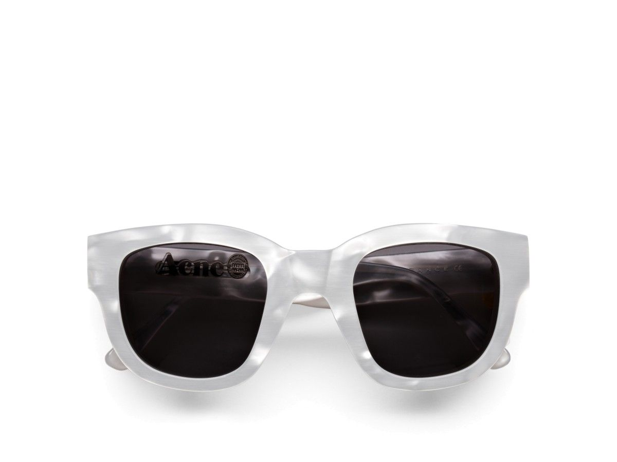 ACNE Frame Pearl White. MielLentesGafas De Sol ... dcfd6303a3c1