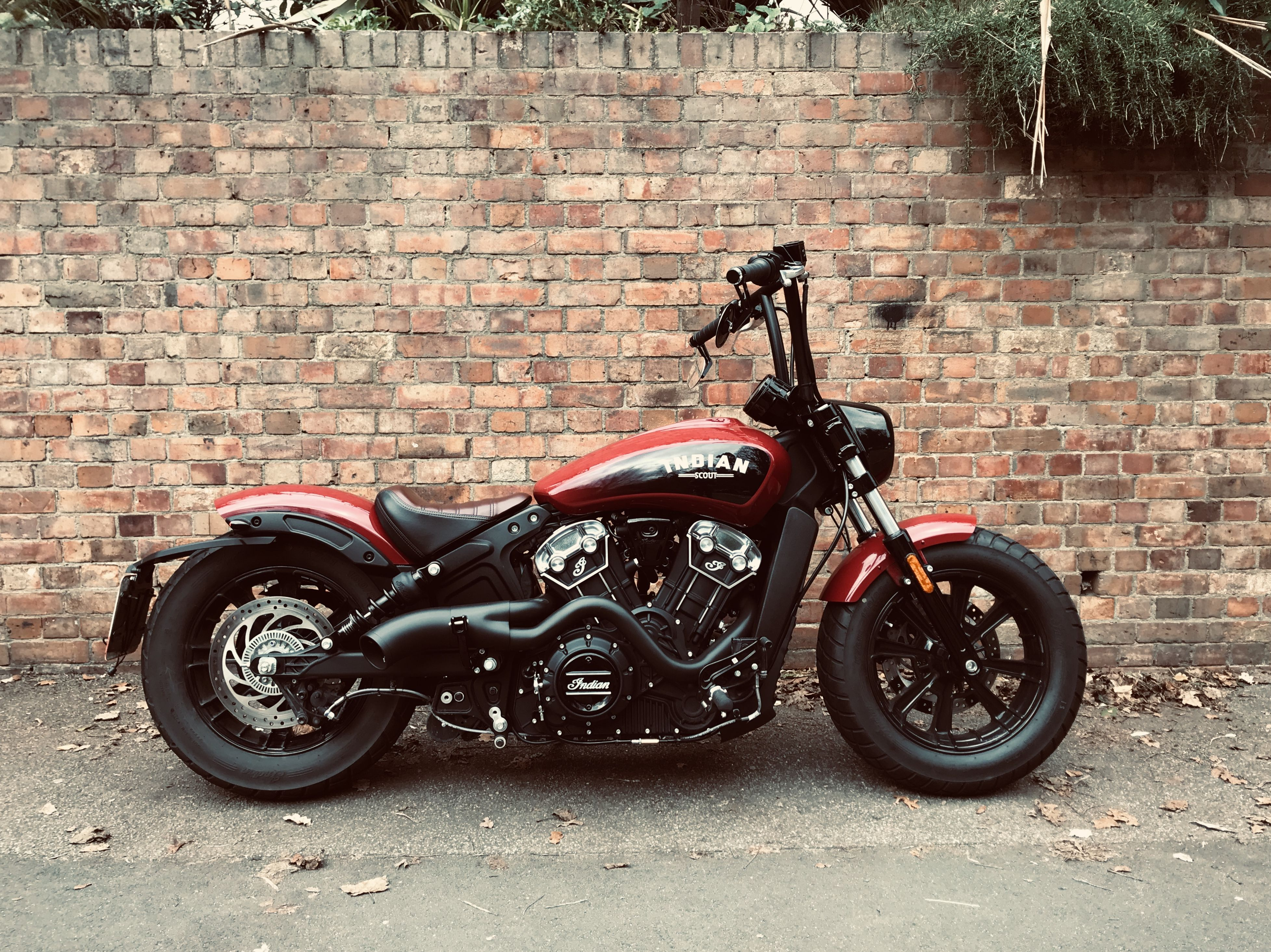 Pin On Custom Indian Scout Motorcycle Builds [ 2930 x 3910 Pixel ]