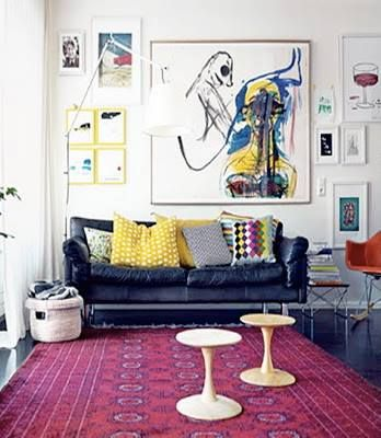 We love the photographs and paintings in this room home living area also best interiors images future house interior rh pinterest