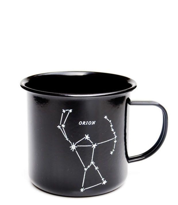 Constellations Enamel Mug | LEIF