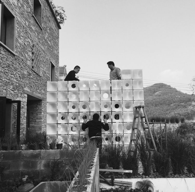 flachdach villa montage fertigpaneele gartenhaus | Reisen & Urlaub ...
