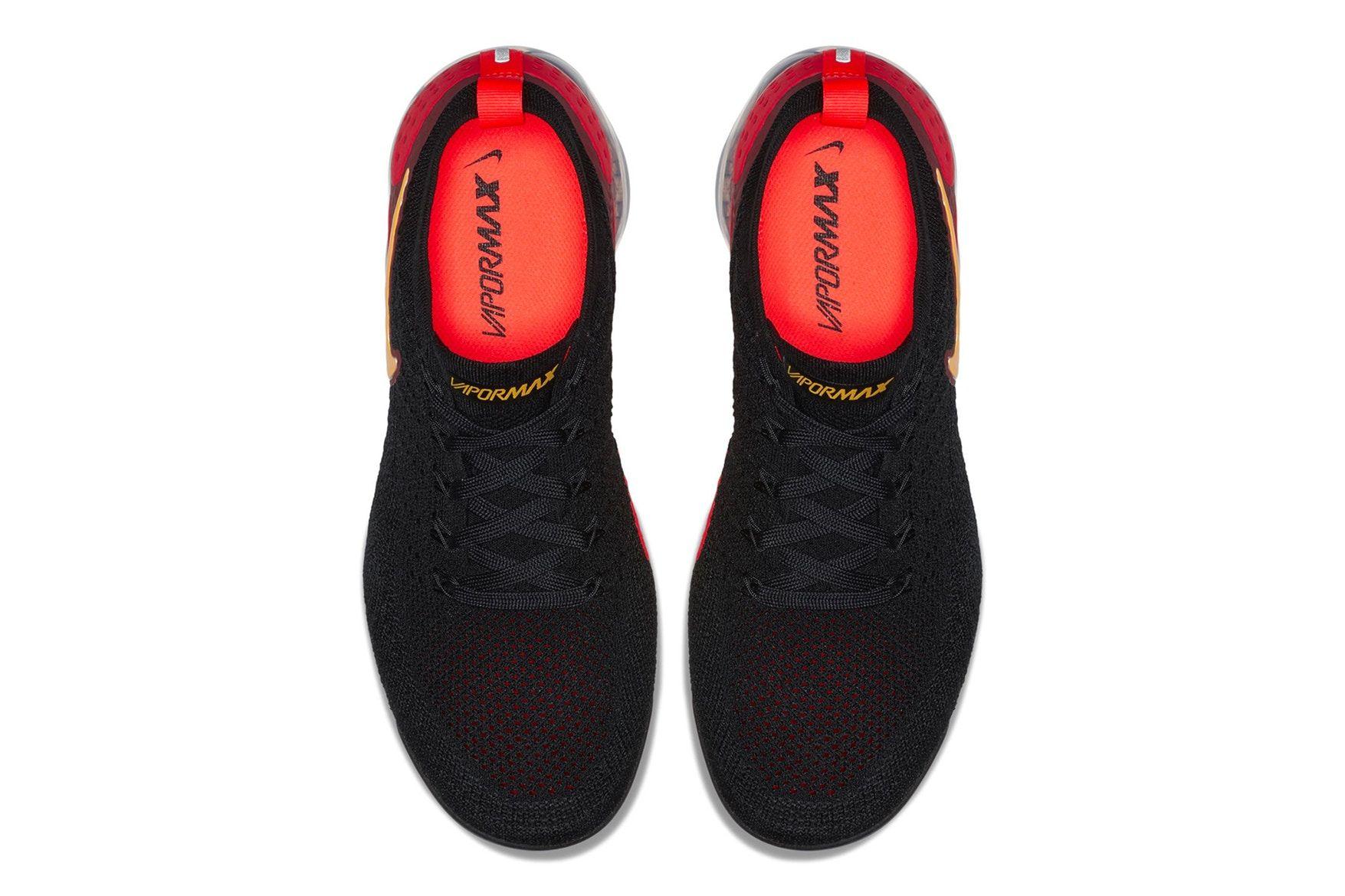 Nike Air VaporMax Flyknit 2.0 2018 Colorways Sneaker Bar