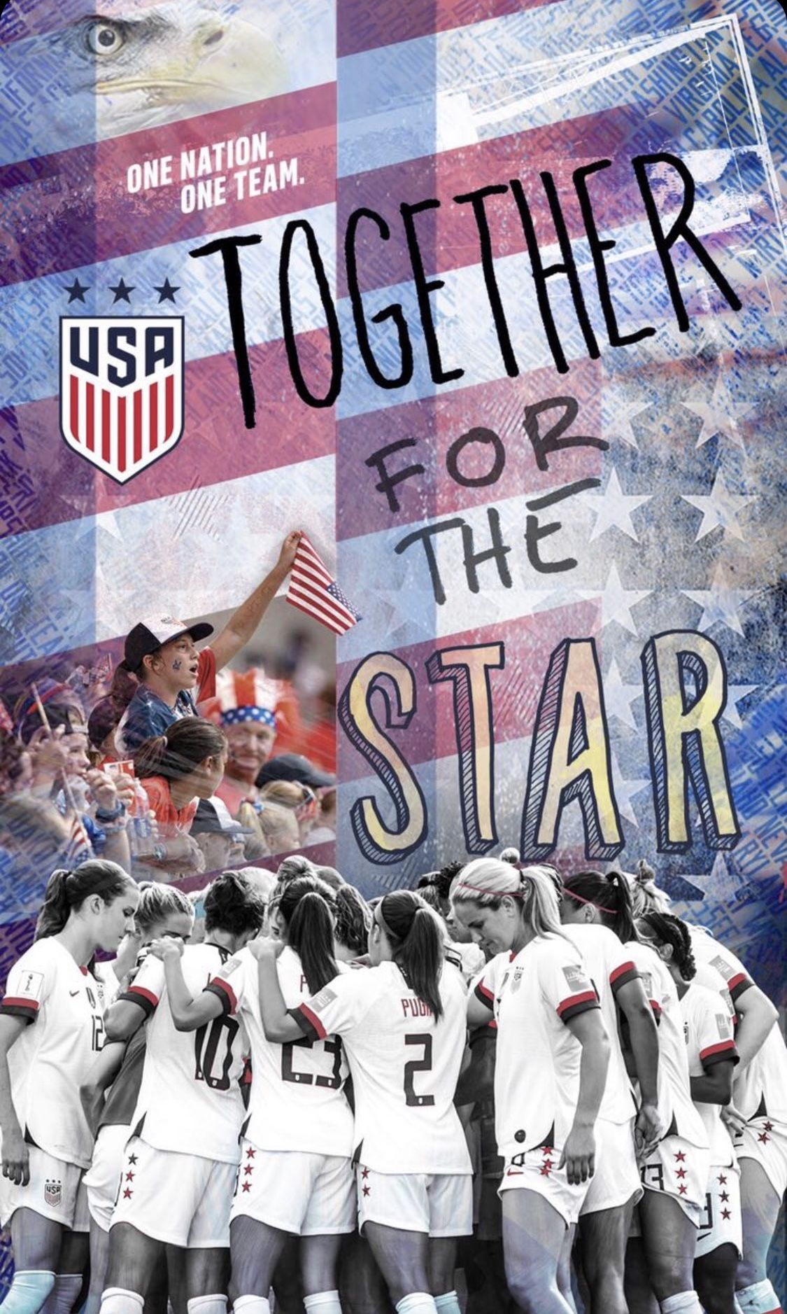 Pin By Paige Sine On Uswnt Usa Soccer Women Usa Soccer Team Us Women S National Soccer Team