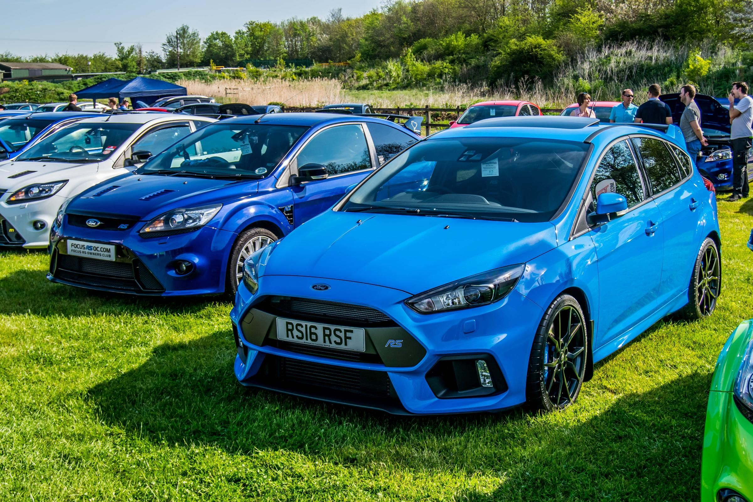 The New Blue Ford Focus Rs Really Is Stunning In Person 2400x1600