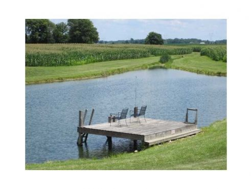 12+ ACRES in SHELBY CO. INDIANA - $345,000