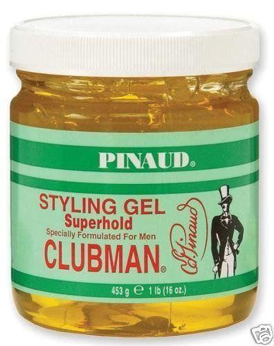 Pin By Hair Styling On Hair Gel Styling Gel Clubman Pinaud Clubman