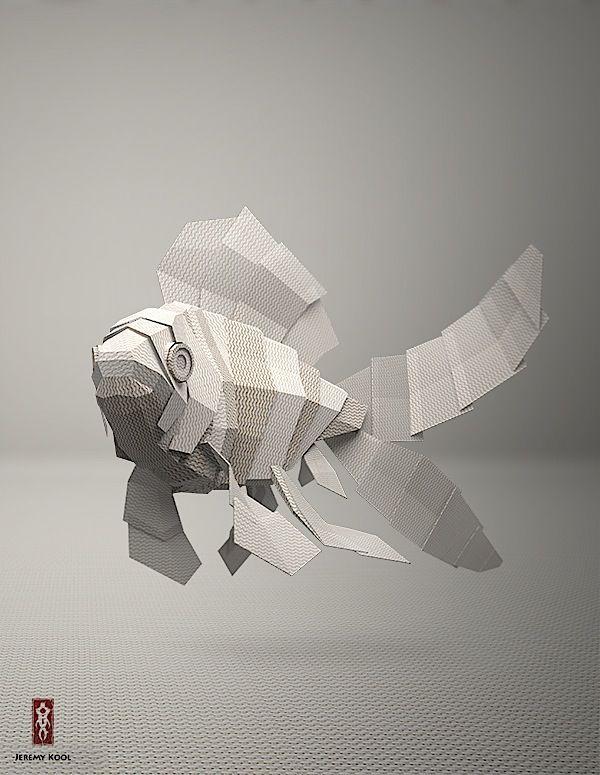 Texstyle Creatures / Jeremy Kool   Design Graphique