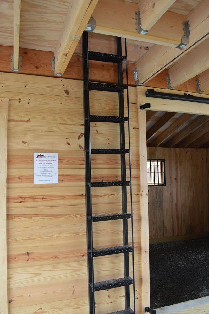 Ladder For Loft Google Search Loft Salmon Creek