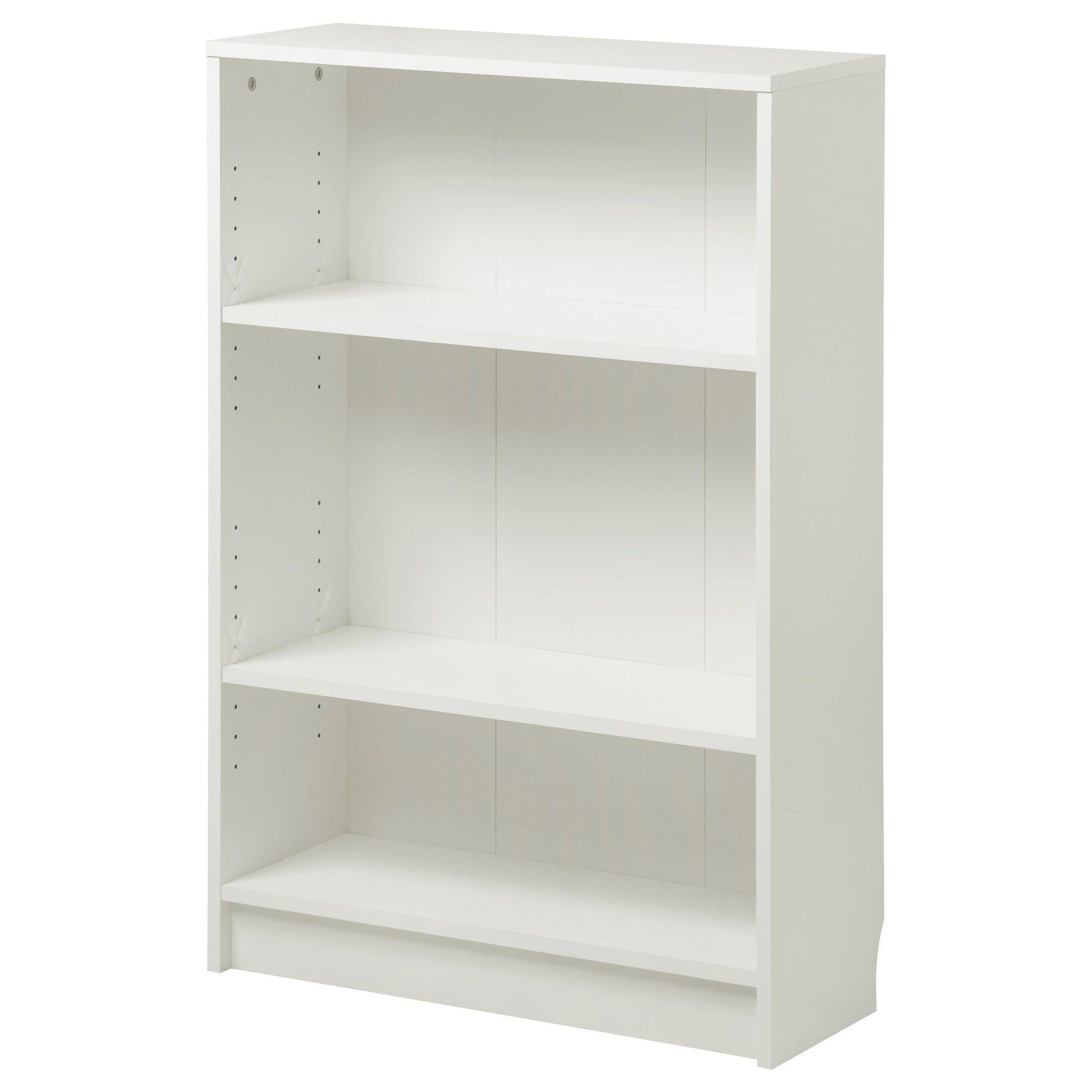 Us Furniture And Home Furnishings Ikea Bookcase White